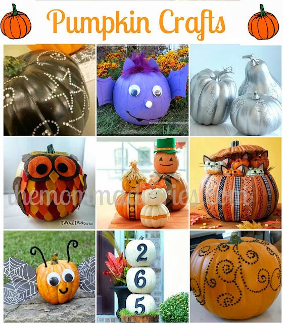 favorite pumpkin crafts