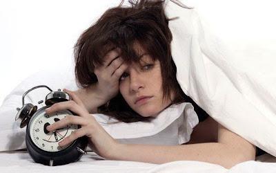 5 Hal Yang Dapat Menyebabkan Tidur Tidak Nyenyak