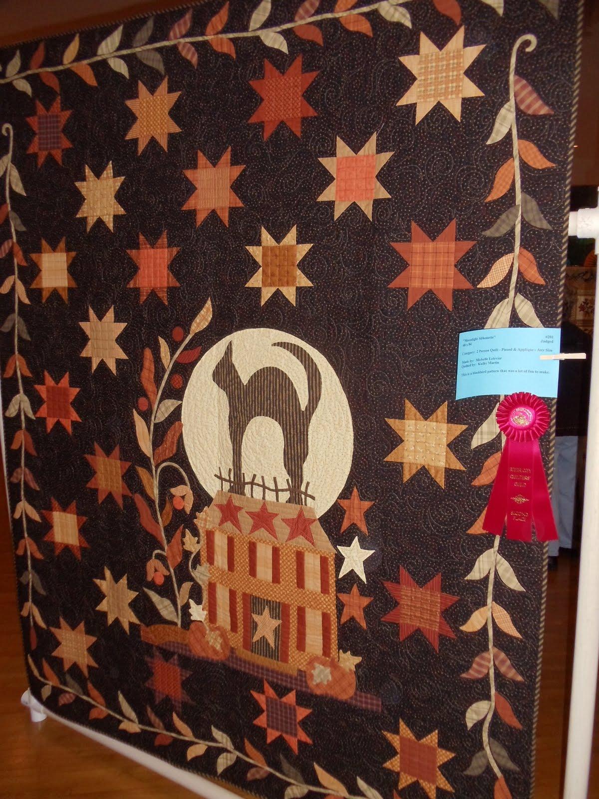 Blackbird Designs Halloween Quilt Patterns