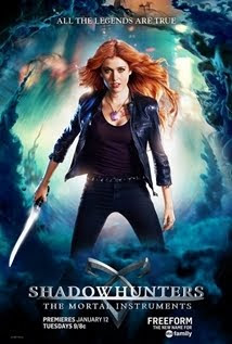 download series Shadowhunters S01E01 The Mortal Cup