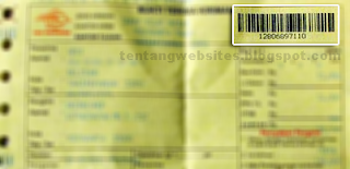 cek status pengiriman POS Indonesia