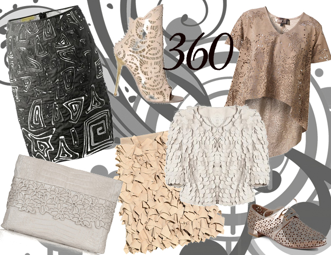 360 Fashion Trends Fall Winter 2012
