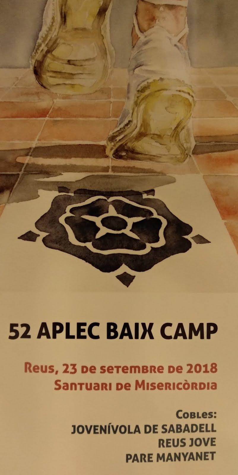 52è Aplec Baix Camp