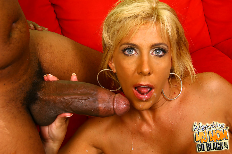 Misty Vonage Slutty Mom Loves To Ride Her Son S Friend Black Dick