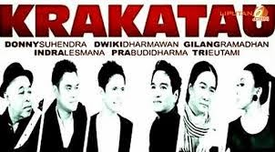 Krakatau - Band keren era 80an