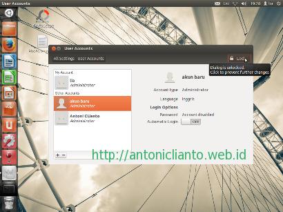 Mengatasi Tidak Dapat Login di Ubuntu