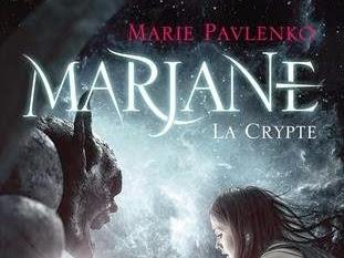 Marjane, tome 1 : La Crypte de Marie Pavlenko