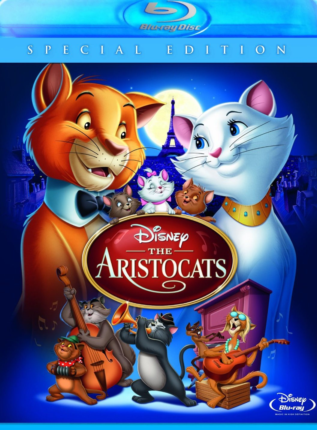 Vistoso Disney Aristogatos Para Colorear Regalo - Dibujos Para ...