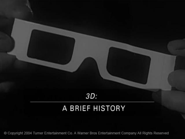3D A brief history
