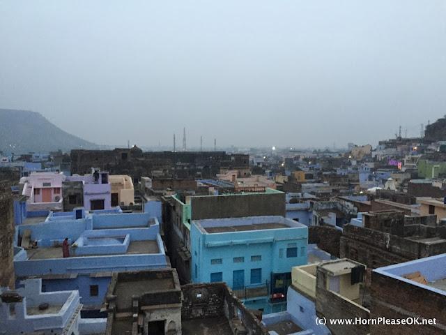 Bundi Rajasthan, skyline