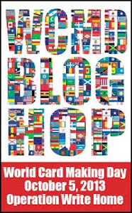 OWH World Cardmaking Day Hop