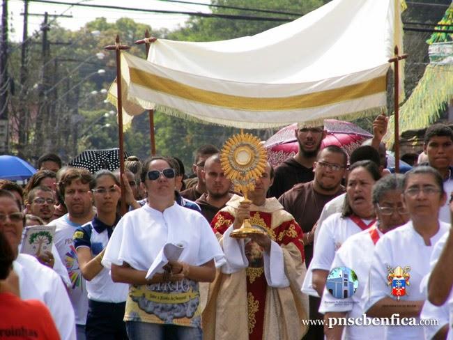 corpus christi benfica murinin santa maria benevides pará