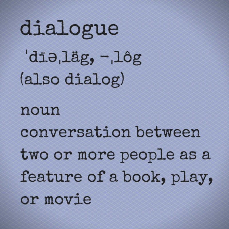 dialogue between 4 people Dialogue : an informal conversation between 2 friends - learn french [test] dialogue : an informal conversation between 2 friends : free exercise to learn french.