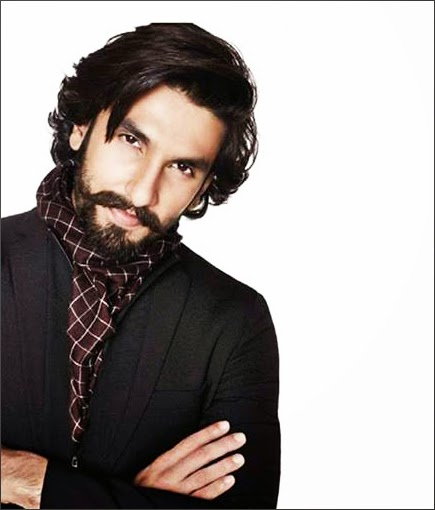 Ranveer Singh's Photoshoot for Harper's Bazaar Nov 2013