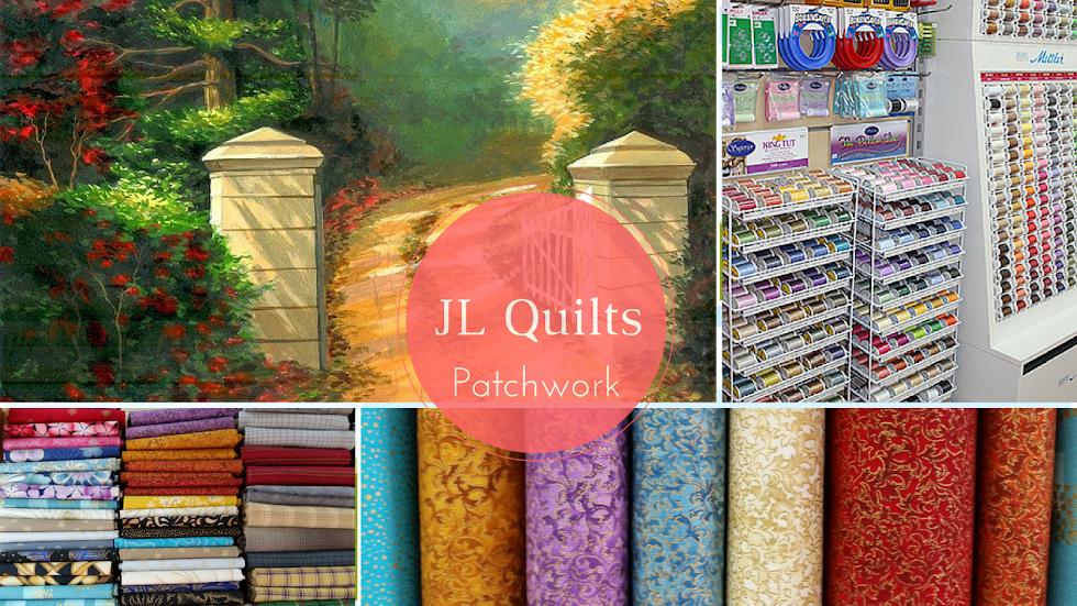 JL Quilts patchwork