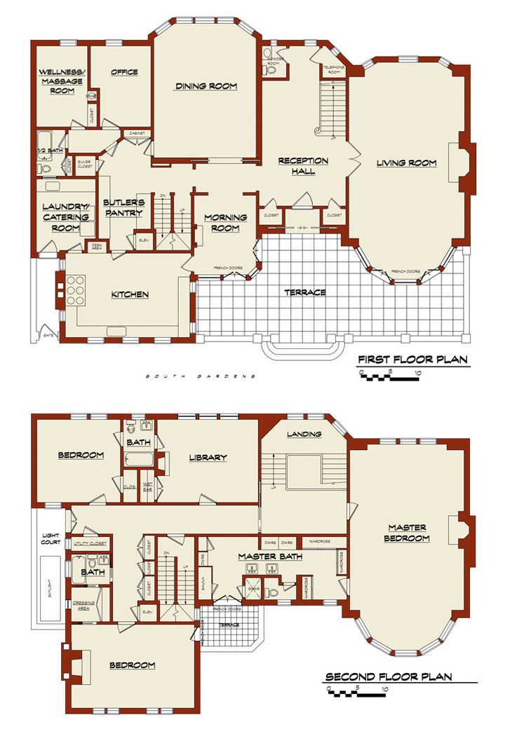 The real estalker rumor has it for Meyer may house floor plan