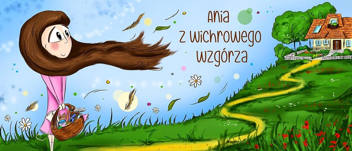 Ania z Wichrowego Wzgórza