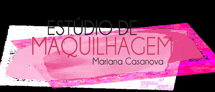 Estúdio de Maquilhagem • Mariana Casanova