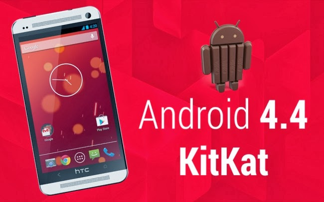 Install Android 4.4 KitKat Google Play Edition ROM On HTC One