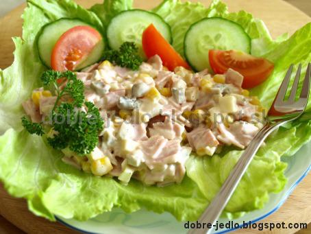 Zeleninový šalát - recepty