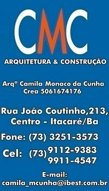CMC Arquitetura & Construção.