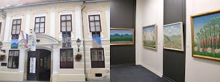 """""""Museo Croato dell'Arte Naif"""" di Zagabria"""