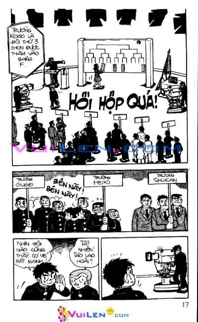 Jindodinho - Đường Dẫn Đến Khung Thành III  Tập 8 page 17 Congtruyen24h