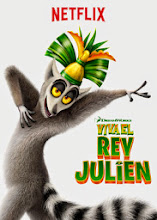 All Hail King Julien (Viva el Rey Julien) (2014) [Latino]