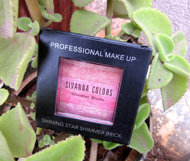 Sivanna Colors Shining Star Shimmer Bricks Review & Swatches