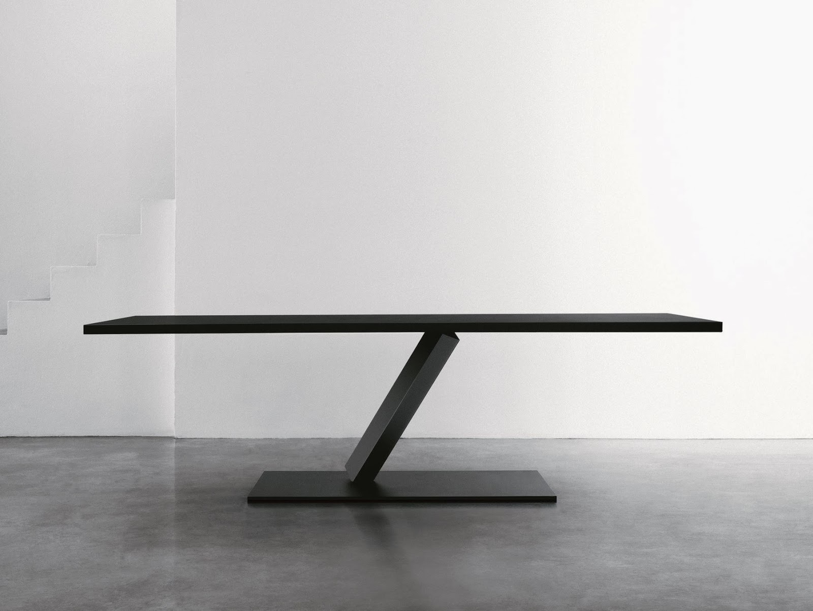 Arteeblog mesa de jantar tavolo for Design tischplatte