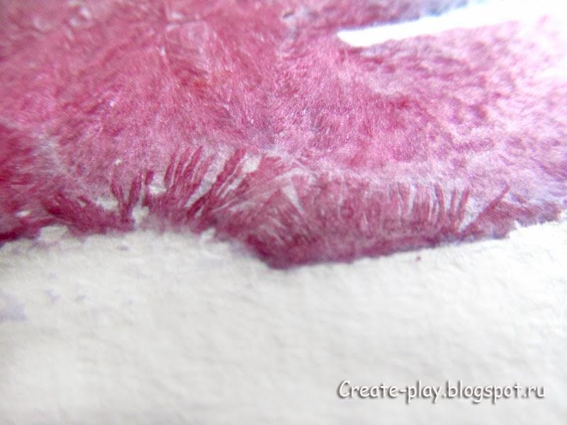 кристаллы из сульфата магния