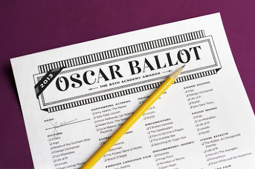 2013 Oscar ballot download