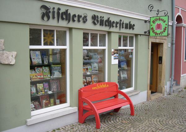 Der Buchhändler meines Vertrauens
