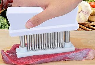 48 Blade Meat Tenderizer  #48BladeMeatTenderizer
