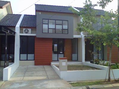 Dijual Rumah Minimalis Type 45 Graha Raya Bintaro