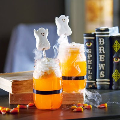 10 Ideas para Reciclar Frascos de Vidrio en Halloween