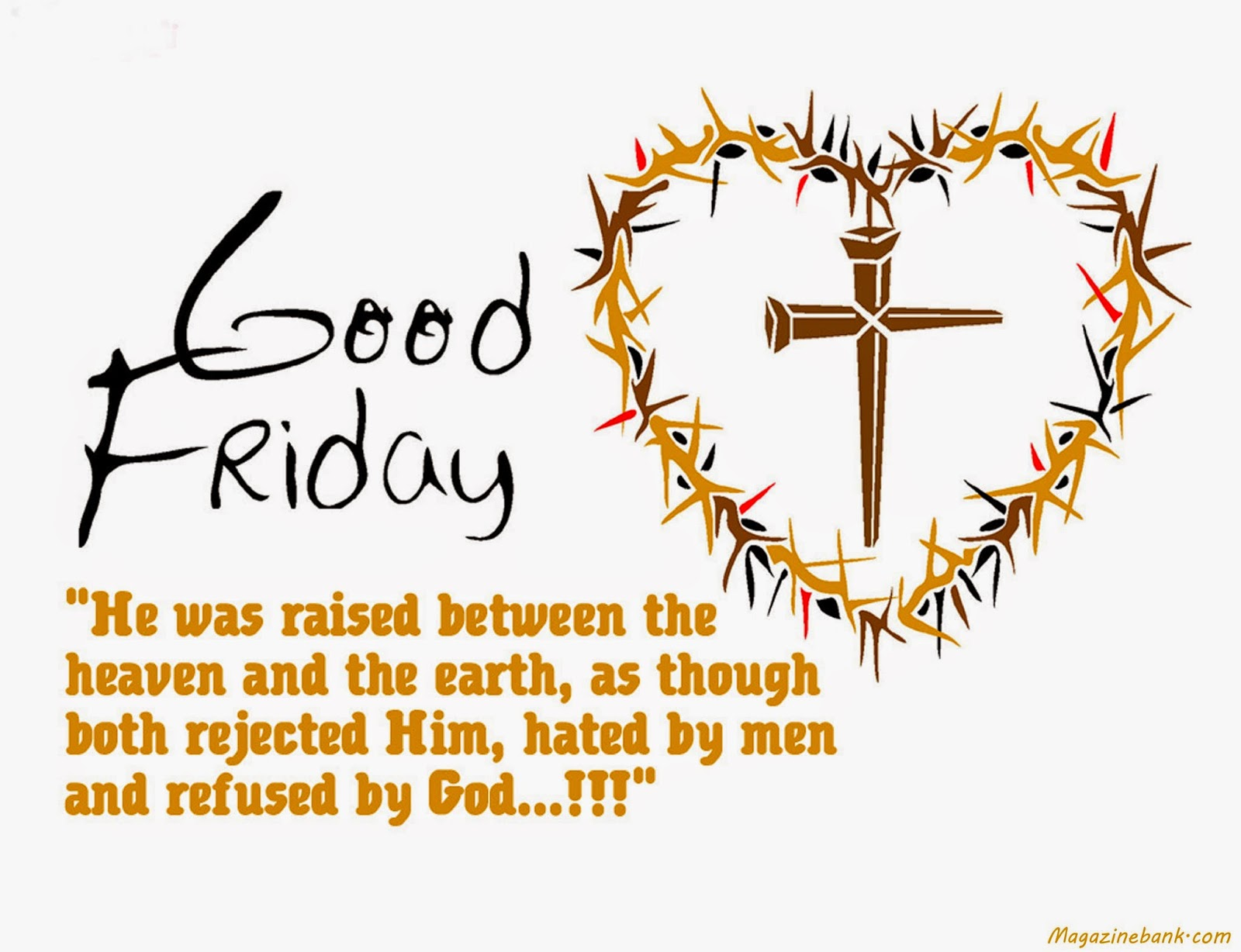 and a good friday was had by all essay Summary: an analysis of the jesus figure in one flew over the cuckoos nest (novel), jesus of montreal (film) and john dawe's poem, and a good friday was had by all.