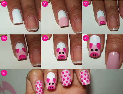 Tutorial de Unhas Decoradas