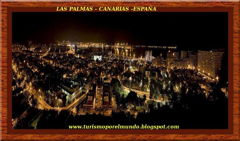 LAS PALMAS - CANARIAS -