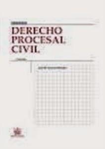 Derecho Procesal Civil. Manuales Técnicos Especializados de Derecho.