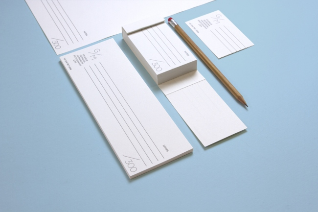 Of paper and things paper fix business card booklet the inspiration was the idea of artists editions and numbered prints colourmoves