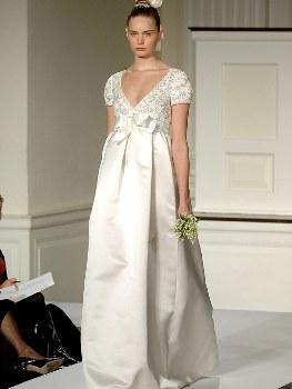 Vestidos boda civil premama