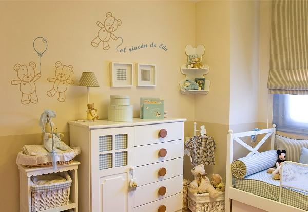 Blog de todos os blogs decora o quarto de beb s para meninas - Como decorar habitacion bebe ...