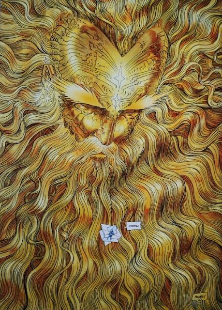 L'INCAL - Jodorowsky Moebius