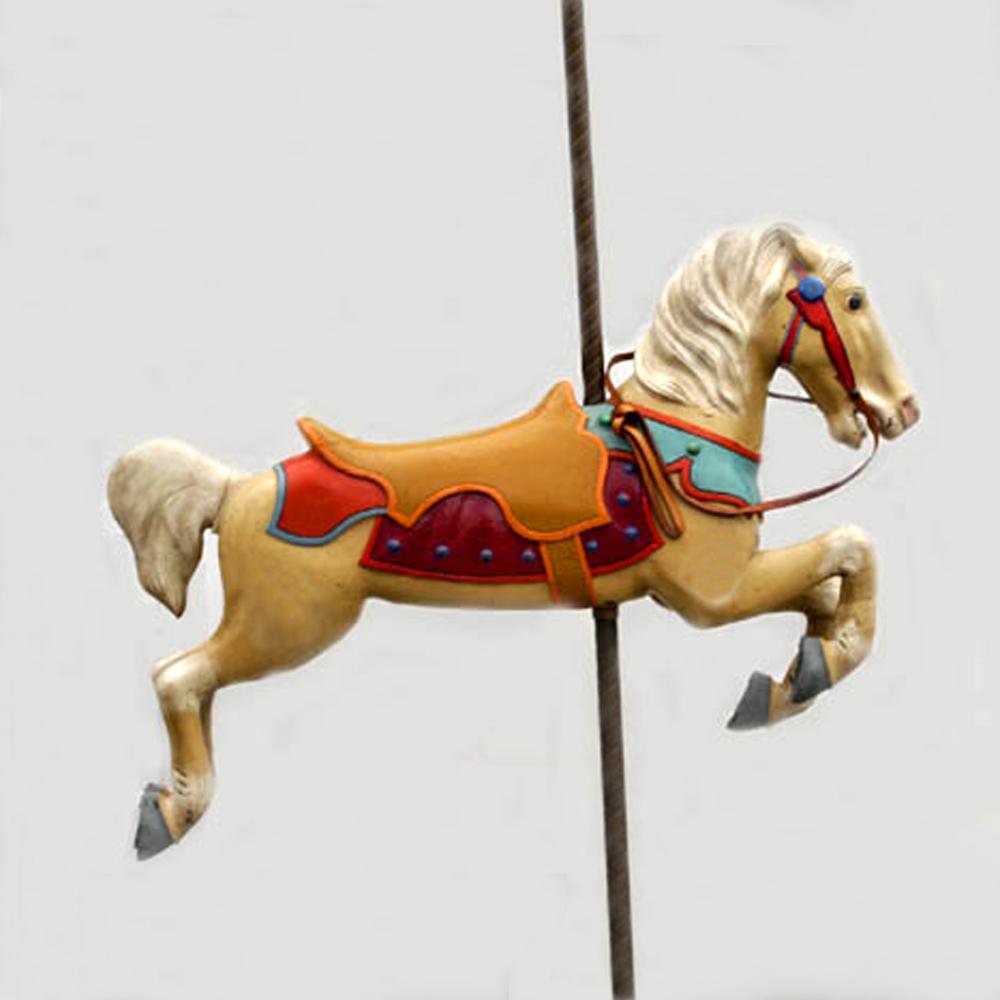 Fiore Jewellery Carousel Necklace