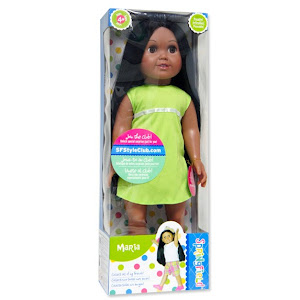 Enter to Win Your Own Maria Doll
