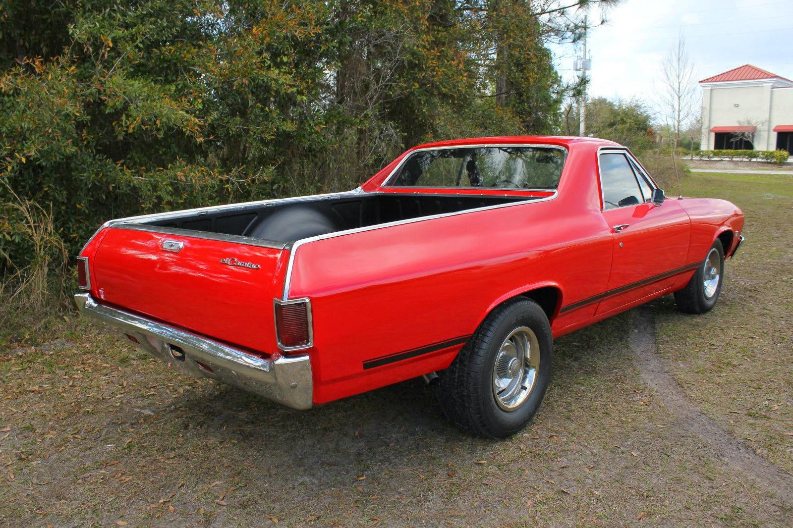 All American Classic Cars 1968 Chevrolet El Camino Chevy