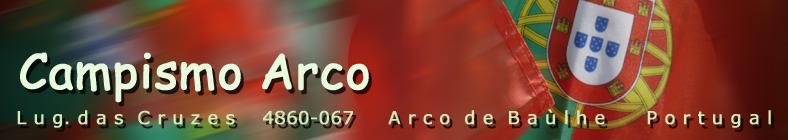 Campismo Arco Portugal