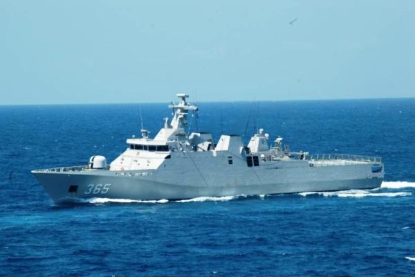 KRI Diponegoro (365), Kapal Perang TNI-AL. PROKIMAL ONLINE Kotabumi Lampung Utara