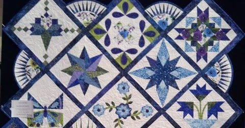 Punch With Judy S Blog More Quilts From Island Quilts